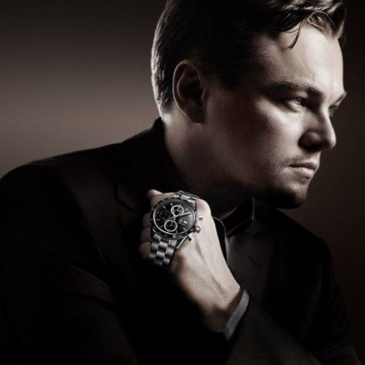 Leonardo DiCaprio Tag-Heuer