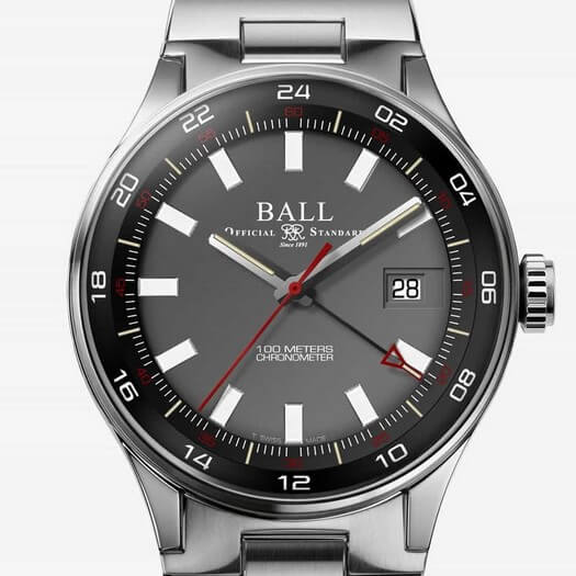 Ball Roadmaster GMT