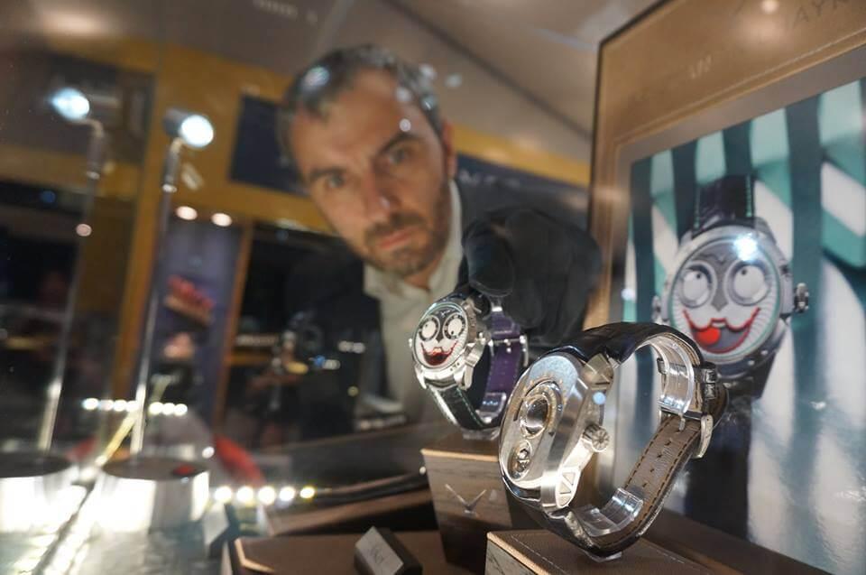 Konstantin Chaykin Académie Horlogère des Créateurs Indépendants